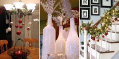 In this post we have for you an amazing collection of DIY Christmas decorations that are very cheap and can be done within an hour or less.