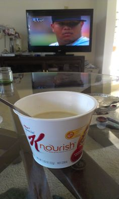 Taking a sick day got a little bit easier thanks to Special K Nourish Hot Cereal. No cooking required, just pop it in the microwave and they are ready to eat. #GotItFree