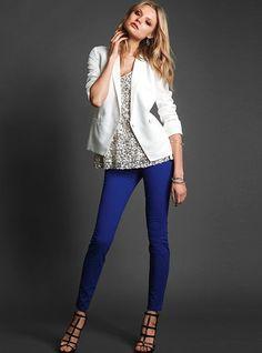 Caged Sandal - Colin Stuart® - Victoria's Secret  I loove this outfit