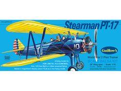 Paul K. Guillow, Inc. - Stearman PT-17