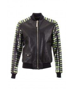 Philipp Plein - Leather Jacket