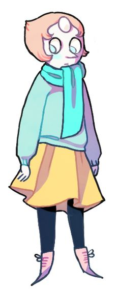 """sergle:  """"why am I wearing all these coats? Steven, you know my body is an illusion."""""""