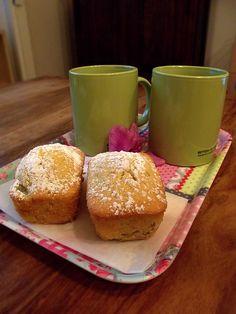 Piccoli plumcake all'uva  Da Colazione per tutti www.colazionepertutti.com  FB: http://www.facebook.com/Colazionepertutti
