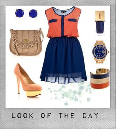 """""""Look Of The Day #11"""" by jyoti-shridhar on Polyvore"""