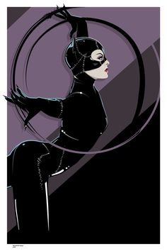 Batman Returns Catwoman - Craig Drake
