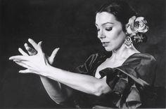 ana montes, flamenco dancer
