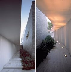 a playful relationship of form and material offer spatial surprises around every corner in a residence overlooking the city of athens. Athens, House, Stairs, Relax, Landscape, City, Interior, Backyards, Architects