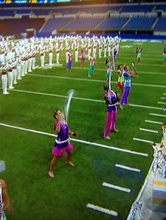 The Cadets 2012 show 12.25