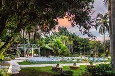 Os 8 melhores locais para se casar ao ar livre em Brasília
