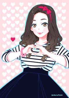 Imagem de girl, anime, and art