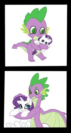 Real Life Plush by DragonDaak on DeviantArt Rarity And Spike, Mlp Spike, My Little Pony Rarity, Mlp Memes, Little Poni, Mlp Characters, Mlp Comics, Mlp Pony, My Little Pony Friendship