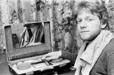 Kenneth Branagh 18 years old Kenneth Branagh, Dramatic Arts, Personalised Photo Mugs, Year Old, First Love, Photo Gifts, Photographic Prints, Student, Memories