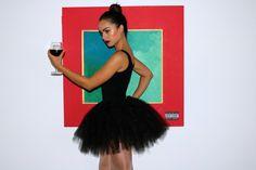 Halloween Costume DIY My Beautiful Dark Twisted Fantasy Kanye West