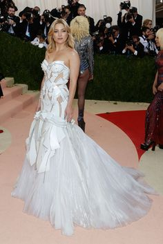 1000 Images About Met Gala Bridal Inspired Gowns 2016 On Pinterest