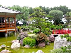 Japanese Garden, Monaco