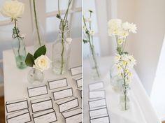A Black and White NYC Loft Wedding