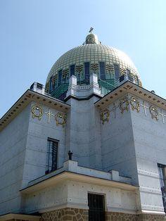 St. Leopold am Steinhof - Otto Wagner (Wien)