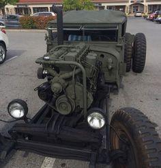 pics of rat rod trucks Diesel Rat Rod, Jeep Rat Rod, Rat Rod Pickup, Rat Rod Cars, Diesel Trucks, Pickup Trucks, Truck Drivers, Dually Trucks, Dodge Trucks