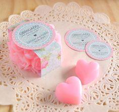 wedding favors #soap