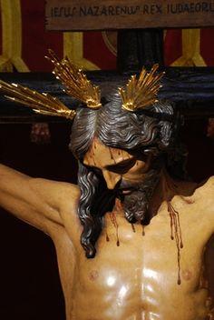Santísimo Cristo de las Aguas, Hermandad de las Aguas, Triana. Sevilla. Spain