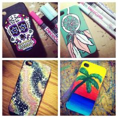 Custom iPhone cases iPhone Cases Homemade by CasesbyCatherine, $15.00