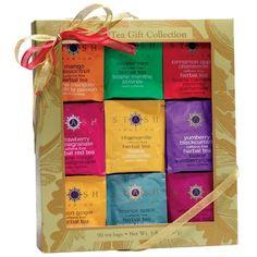 Gold Leaf Herbal Teas Gift Box