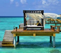 The ultimate cabana - Maldives