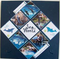 Layout: Sea World