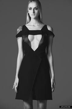 'Power Pylon' SS'2013 Fashion Collection // Serdar Bozok   Afflante.com