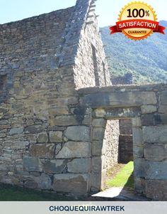 Choquequirao Trek to Machu Picchu, Choquequirao Peru http://www.choquequirawtrek.com/