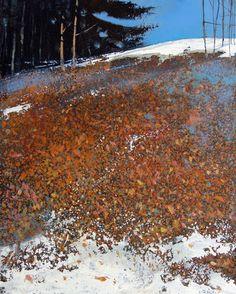 "Rockliffe Park, Oil on Panel, 10"" x 8"""