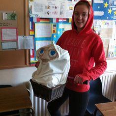Halloween costume #ET