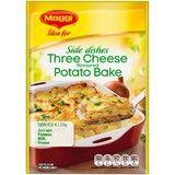Vegetable Sensations Three Cheese Flavoured Potato Bake Recipe Base