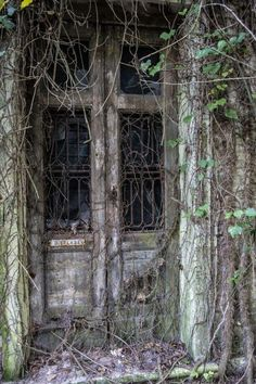 32 Creepy | Abandoned | Broken Windows and Doors - Our World Stuff