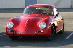 Porsche 356 Outlaw …
