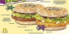 Mc Donald's Mc Rice Burger (I miss this so much!)