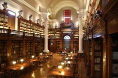(Ansa/Nucci) Bologna bibliotheek