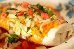 DELICIOUSLY Wet Burritos – OH GOD!