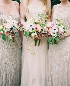 35 Beautiful Spring Bridesmaids' Dresses