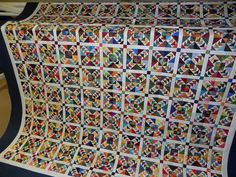 Wild and Goosey blocks from Quiltmaker mag. from QOS.10668899_10205722953621793_3853976313318510427_o.jpg 2,048×1,536 pixels