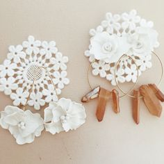@ShopMoss On Instagram, earrings, for the bride, bridesmaids jewelry