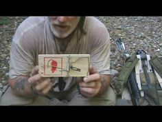 The Small Common Man Trapping Kit - YouTube