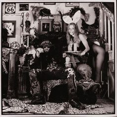 At home with Rob & Sheri Moon Zombie