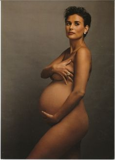 The one that started it al...#pregnant #jm demi moore