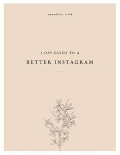 a FREE game changing instagram guide! by a verified user with 170k followers