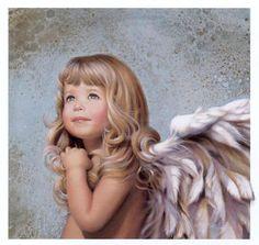 Детские ангельские лики от Нэнси А. Ноёль. Обсуждение на LiveInternet - Российский Сервис Онлайн-Дневников