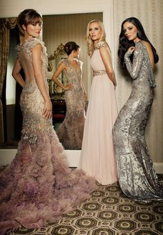 Wishing you a Marchesa New Year! Love, ShopMagStyle.com <3