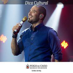 No dia 07 de julho, a Festa NOVA Samba apresenta Diogo Nogueira no Tom Brasil que traz seus maiores sucessos, além de músicas do seu DVD, Alma Brasileira.