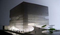 eco architecture – living green library concept - The Alternative Consumer