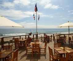 America's Best Outdoor Restaurants: Beachcomber at Crystal Cove- Orange County, CA